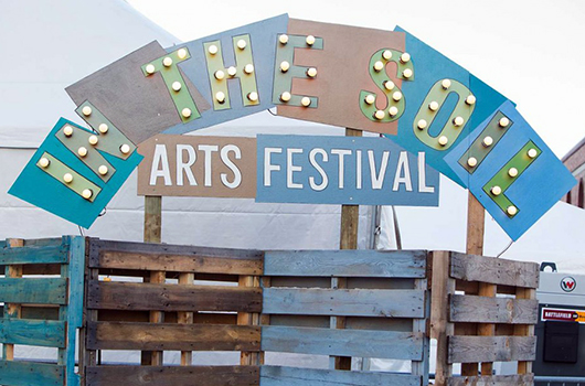 In the Soil Arts Festival 2016 Event Highlight Film
