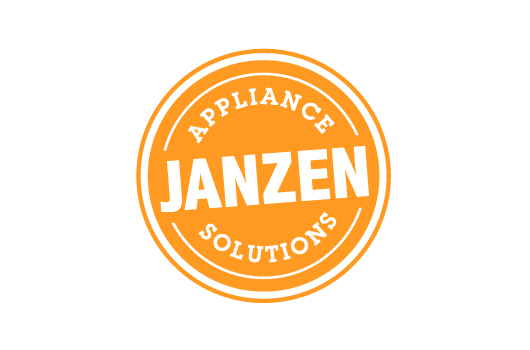 Janzen Appliances Brand Identity