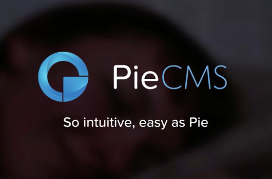 PIE CMS: So intuitive, easy as Pie Promo Short Film