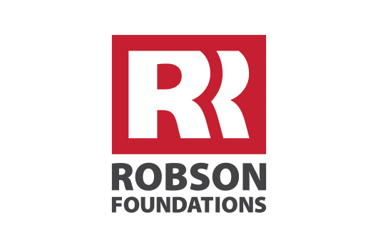Robson Foundations Brand Identity